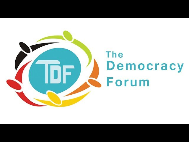 The Democracy Forum: an NGO's work and aims