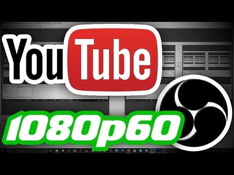 TUTORIAL: How to record Youtube-ready 1080p 60fps gaming videos using OBS (for Nvidia users)