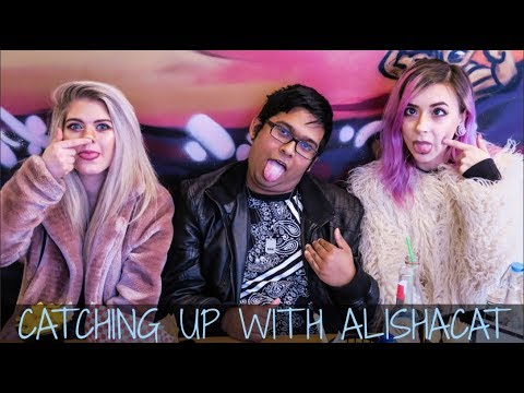 CATCHING UP WITH ALISHACAT ft  MARINA JOYCE AND EDDY