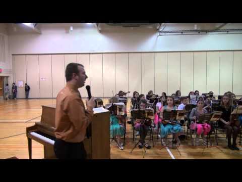 KRAUSE ELEMENTARY SCHOOL STRING CONCERT