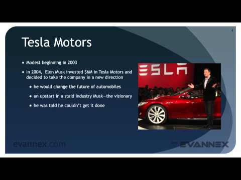 MS 101a — Introduction to the Tesla Model S