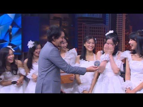 Kurang Hafal, Host Tonight Show Pake Trik Untuk Nebak Nama Member JKT48