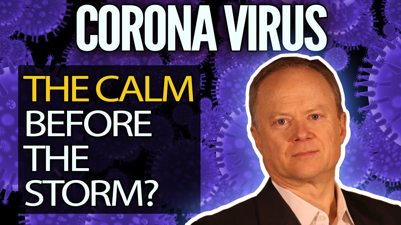 Coronavirus: Is the Puzzling Silence From Officials The Calm Before The Storm? - Peak Prosperity