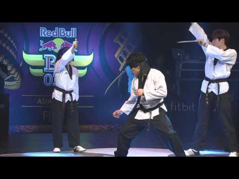 Red Bull BC One Asia Pacific Final - Mirme Taekwondo