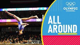 American Cup 2020 - Behind the scenes of Morgan Hurd's victory | All Around | Bonus Content