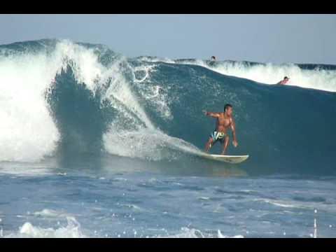 Surf's Up!  Delray Beach Florida November 16, 2009