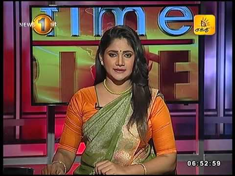 News1st Prime Time News Sunrise Shakthi TV 25th July 2017