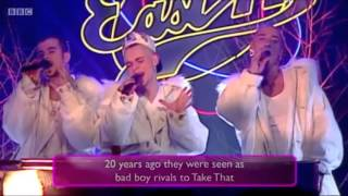 East 17 - Stay another day (TOTP Christmas special)