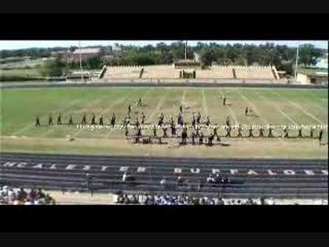 Bethel HIgh School Marching Band