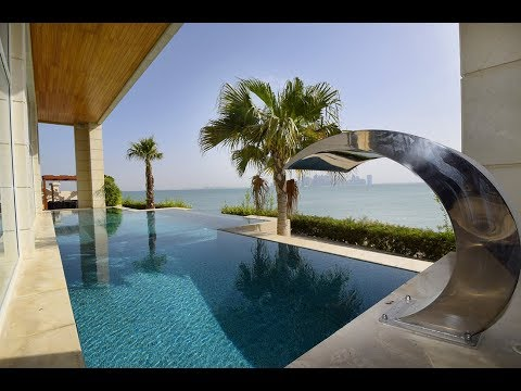 Standalone Villa for Sale at The Pearl West Villas  Doha Qatar - Ref #5634 By Property Hunter