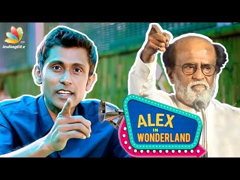 This is the secret to get applause! : Alexander the Comic Interview | Stand Up Comedy