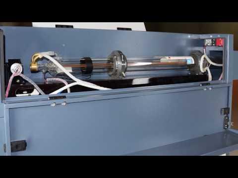 CO2 Laser Machine - DESKTOP