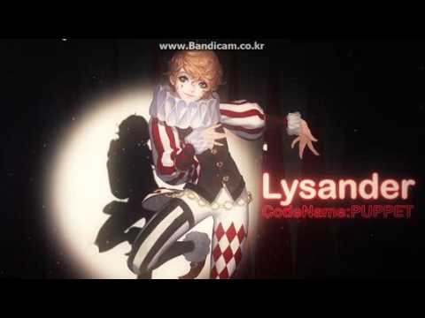 Cyphers Theme of Lysander / 사이퍼즈 라이샌더 테마