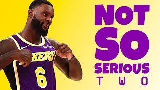 NBA | Not So Serious Basketball 2 | Funny Moments