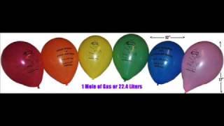 """Happy Mole Day to You"" Chemistry Song (Buy Mole Balloons @ Flinn)"
