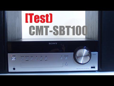 UNE BONNE QUALITÉ AUDIO PAS TROP CHER ! Sony CMT SBT100