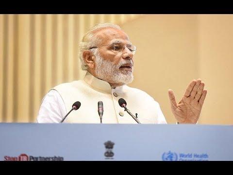PM Modi's speech at End-TB Summit in Vigyan Bhavan