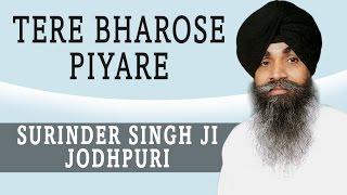 Surinder Singh Ji Jodhpuri - Tere Bharose Piyare