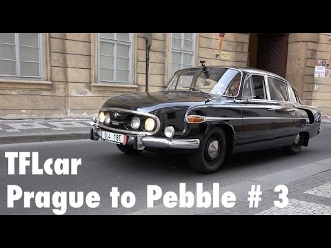 The Journey Begins: Prague to Pebble or Bust (Episode 1)