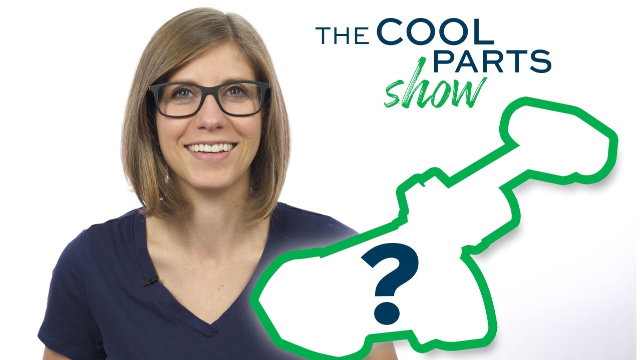 Season 1 Episode 3 of The Cool Parts Show DustRam