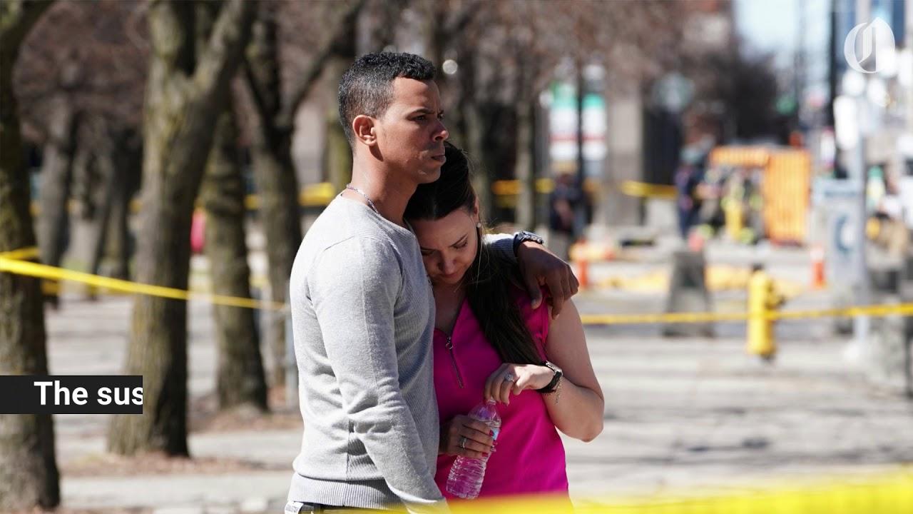 10 Dead After Van Plows Into Pedestrians in Toronto