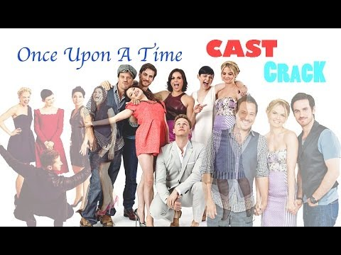 Once Upon A Time CAST Crack - OUATisTheBest - YouTube