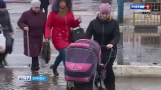 Потоп в Брянске
