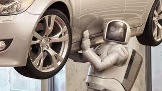Repeat youtube video ASIMO Robot Next-Generation Unveiled! - Humanoid Robot Show