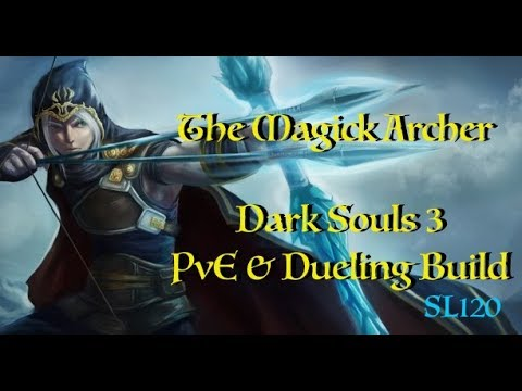 Dark Souls  Spellsword Build Pve
