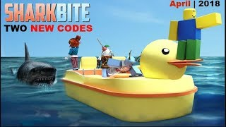 Roblox - SharkBite New Codes |2018 April