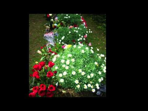 Robin Gibb - Bee Gees - Our visit to Robin´s grave in Thame, UK - 2012