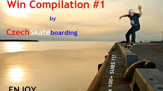 Skateboarding Win Compilation 2015 ►CzechSkateboarding◄ |HQ|