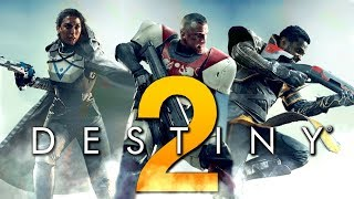 Destiny 2: Second Character GRIND