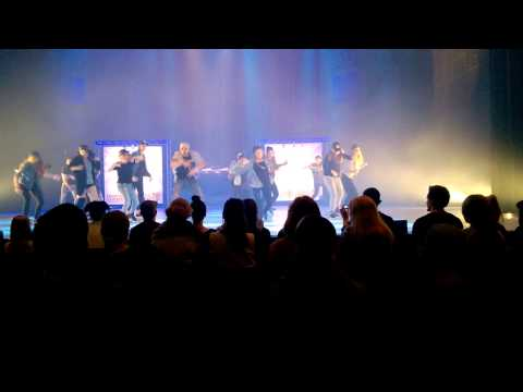 Helsinki Battle for Peace 13.2.2016 Lahti Dance Academy