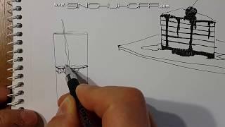 видео Линейный (1D) сканер штрих-кода Cino F560