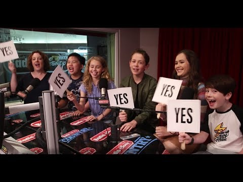 Coop & Cami Ask The World - Get To Know The Cast