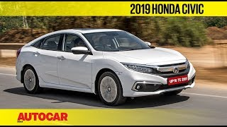 2019 Honda Civic Diesel u0026 Petrol | First Drive Review | Autocar India