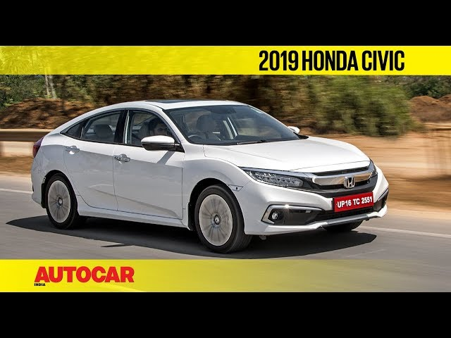 2019 Honda Civic Diesel & Petrol | First Drive Review | Autocar India