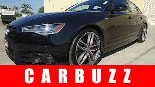 2017 Audi A6 Unboxing - The BMW 5 Series' Worst Nightmare