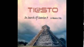 DJ Tiesto - In Search of Sunrise 9 Mexico City