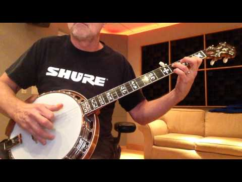Worship Tune - Casting Crowns - Thrive For Banjo