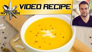 Easy Pumpkin Soup - Video Recipe