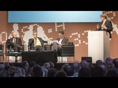 Joel Mokyr, Guido Tabellini, Guy Verhofstadt: Political Union amidst Cultural Diversity in Europe