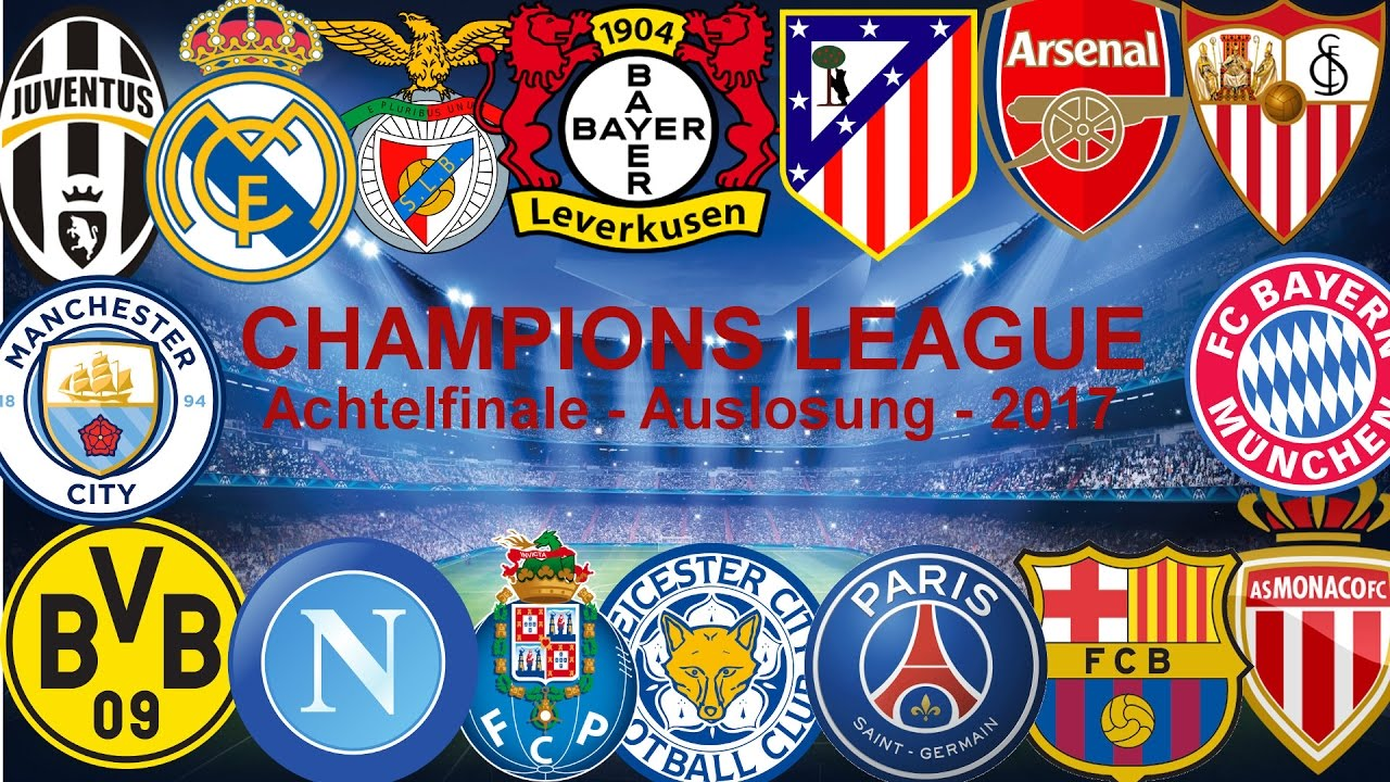 Achtelfinale Champions League