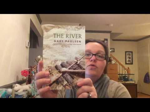 """Connie Reads: Intro & Chapter 1 """"The River"""" by Gary Paulsen : 2017- 2"""