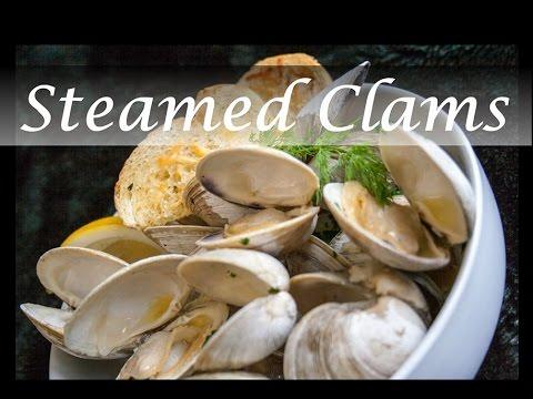 Steamed Clams (Littlen...