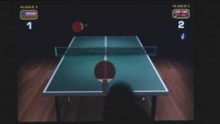 World Cup Ping Pong iPhone Gameplay Video Review - AppSpy.com