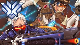 """Soldier 76 and Some Tracer 