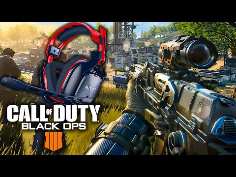BEST BO4 SOUND WHORE SETTINGS! + ASTRO A40 SETTING