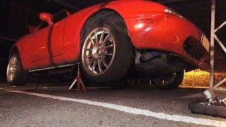 Mazda MX5  | Mejorando Sonido, Techo y Ajustes